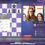Janice wint Chess Queens  Meisjes-toernooi!