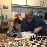Yuway tweede op NK Schoolschaak 345!